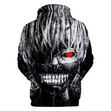 Tokyo Ghoul 3D Hoodies (15 Models)