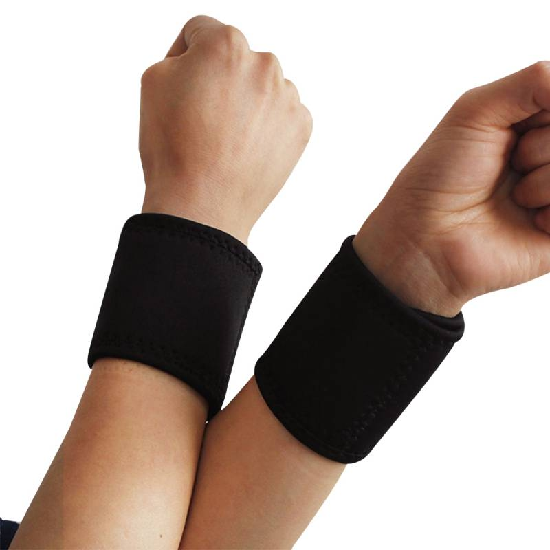 AOLIKES Outdoor Sports Breathable Carpal Wrist Support Safety Strap Brace Arthritis Sprain Protector Wrist Support Quick Dry
