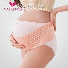 YATEMAO Pregnancy Waist Support Belt Abdominal Supporter Mat