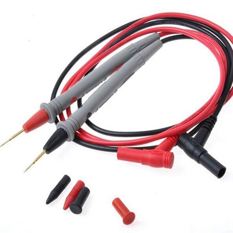 SZBFT 1000V 20A игольчатый многометровый тестовый зонд/свинец для цифрового мультиметра для таких тестов fluke