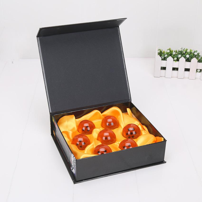 7 Stars 7pcs/set 4cm Crystal Ball Dragon Ball