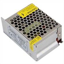 Новый Стиль Трансформатор 100-240 В Адаптер 25 Вт MR16 G4 СВЕТОДИОДНЫЕ ПОЛОСЫ