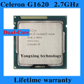 Lifetime warranty Celeron G1620 2.7GHz 2M Dual Core desktop processors CPU 1620 Socket LGA 1155 pin Computer