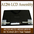 "Original New A1286 LED LCD Screen Display Assembly 2011 Year  Pro 15"" 100% Tested MC723 MC721 MD322  MD318"