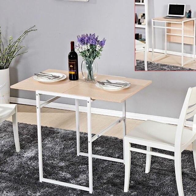Moderna mesa de comedor mesa plegable para comedor studyroom cena ...