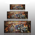 Soft SPEED Edition Large Razer Professional Overwatch Goliathus Extended Gaming Mouse Pad Mat OVM90