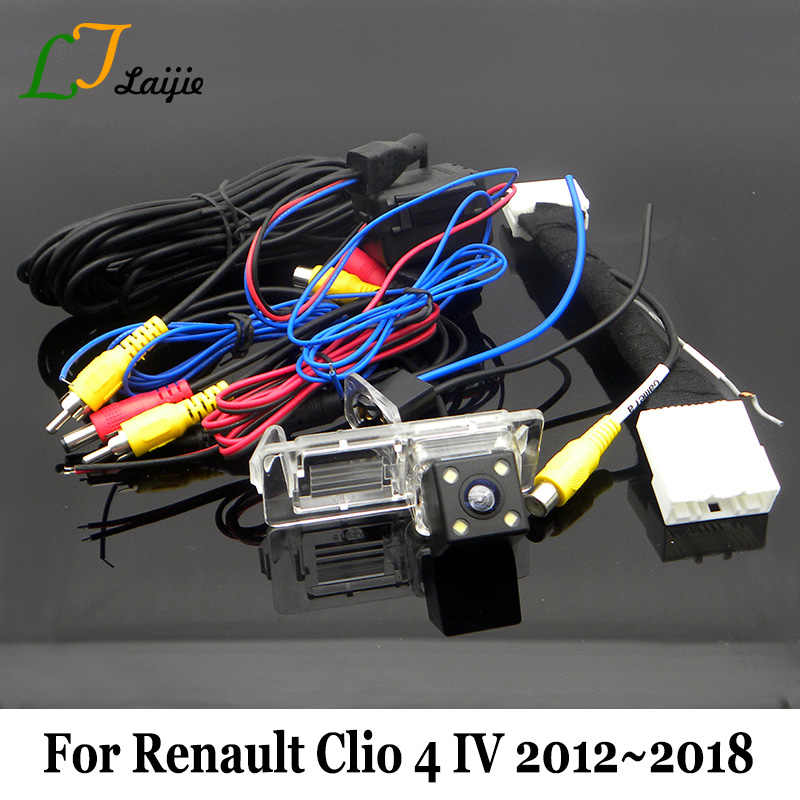 Rear View Camera For Renault Clio 3 4 III IV / Lutecia 2005