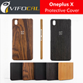 Oneplus X Case 100% Original Official Bamboo Wood sandstone Back Cover For One Plus X Mobile phone -Free Shipping