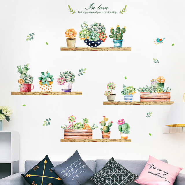 Bonsai Wall Stickers 2