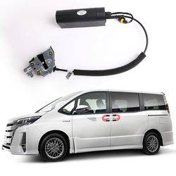for TOYOTA noah Electric suction door Automobile refitted automatic locks Car accessories Intelligence Suction door