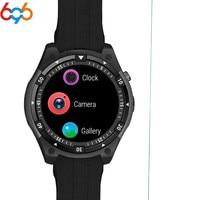 696 X100 Bluetooth Smart Watch Heart rate Music Player Facebook Whatsapp Sync SMS Smartwatch wifi 3G GPS Fashion Watch PK kw18