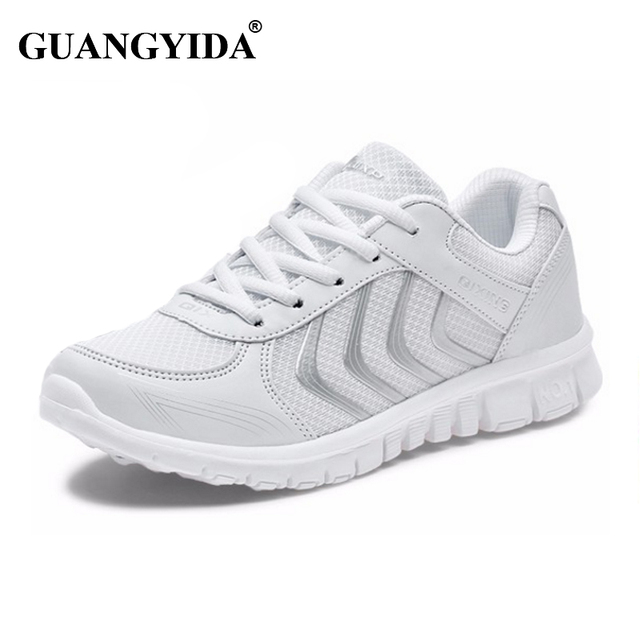 Free shipping new fashion spring summer 2016 fashion shoes with flat breathable women platform/casual shoes 36-40