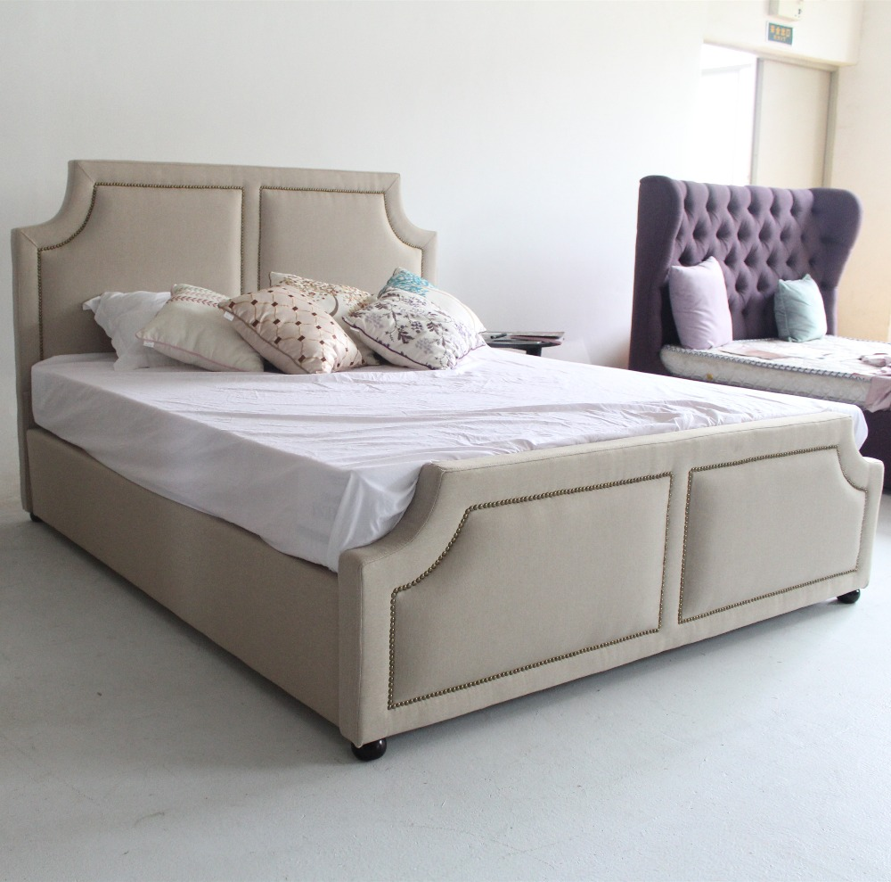 cheap modern furniture. Modern Furniture Home Design Latest White Double Bed Frames In China-in Beds From On Aliexpress.com | Alibaba Group Cheap E
