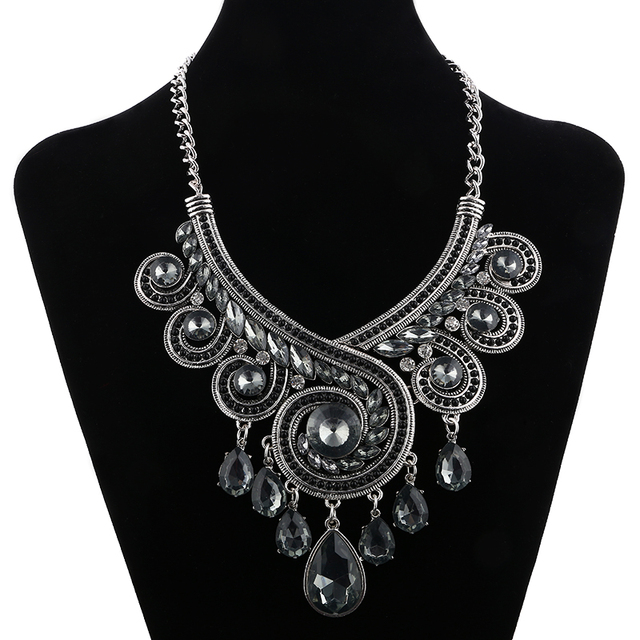 Whirlpool Currents Stylish Necklace