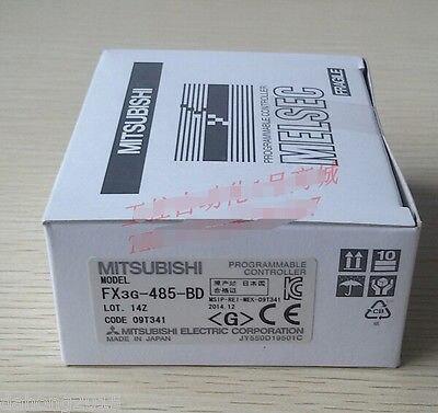 DHL/EMS 5 LOTS 1PC New in box original  PLC FX3G-485-BD -E1