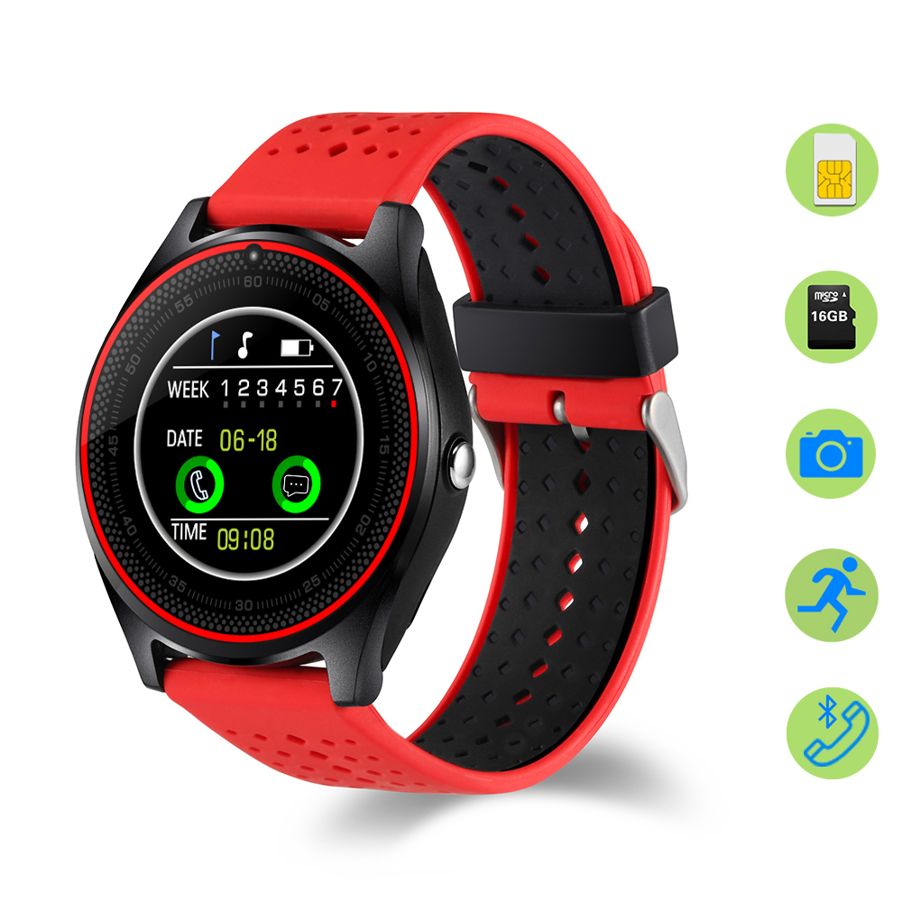 ZUCOOR Smart Watch Wearable Devices Women's Men Relogios ...