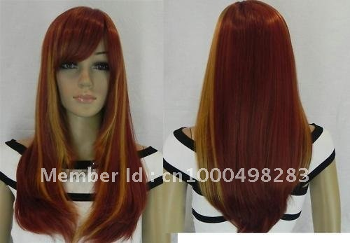 shippingbeautiful mixture of dark red and yellow with