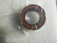 UTE double sealed angular contact bearings H7008C 2RZ/P4 DTA Speed spindle bearings CNC 7008 40mmX68mmX15*2mm ABEC 7