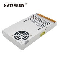 SZYOUMY 5V 80A Output 400W Switching Power Supply Driver LED Adapter DC 5V 400W Lighting Transformers 20PCS