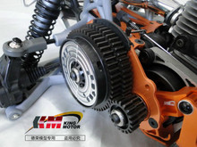 Baja 2 speed system kits for 1/5 Hpi baja 5B Parts RC CARS