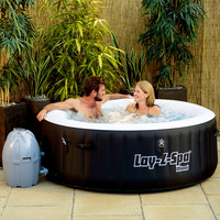 54123 BestWay 71x26/180x66cm large Round Thick Inflatable family swimming pool/BestWay Lay Z Spa Miami/Inflatable SPA