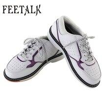 Высокое качество; новинка года; женская обувь для боулинга с нескользящей подошвой; профессиональная спортивная обувь для мужчин и женщин; дышащие кроссовки; B002