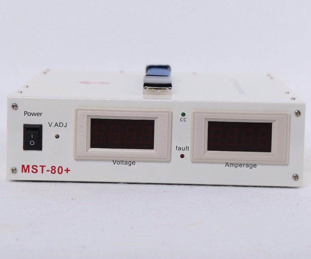 Car Voltage Regulator MST 80+ 14V 100A For ECU Programming