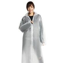 Yooap Adult Raincoat EVA Fashion Green Travel Outdoor Light