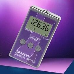 LS123 miernik mocy UV Tester natężenia przepuszczalności promieniowania ultrafioletowego nowość