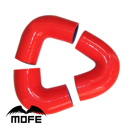 MOFE Original Logo Silicone Turbo Hose For Saab 9000 1988 - 2000 Blue Red Pink Yellow White Black Purple Orange Green silicone jigsaw pattern cover creative notebook red white green purple