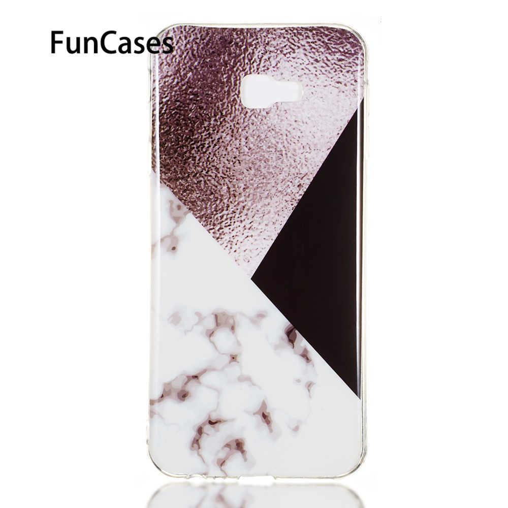 Trường Hợp dễ thương Cho telefoon Samsung J4 Cộng Với Soft Silicone Trở Lại Bao Gồm sFor Coque Samsung Galaxy telefoon J4 + Carcaso