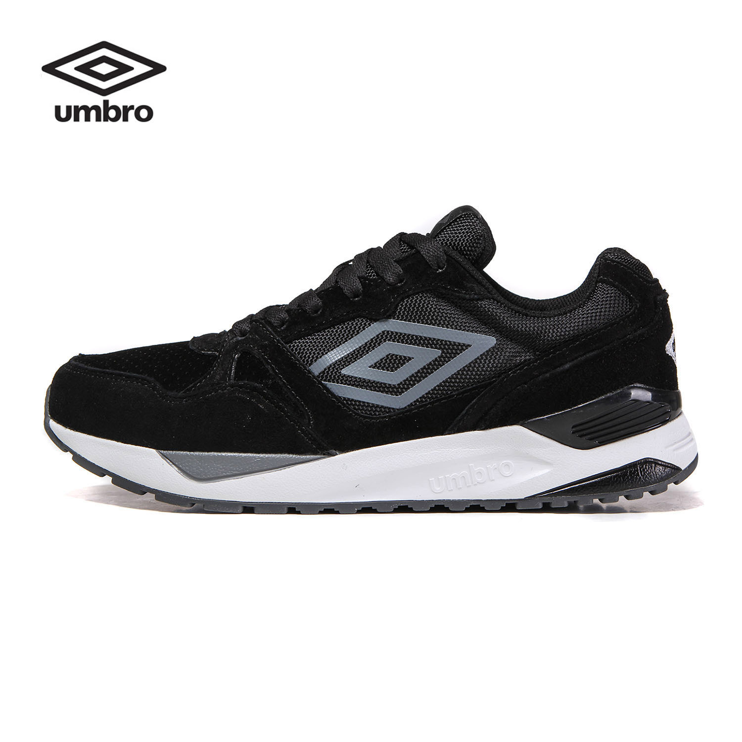 Umbro 2016 Men Running Shoes Lace-up Breathable Light Weight Cushioning Jogging  Running Shoes Sneakers