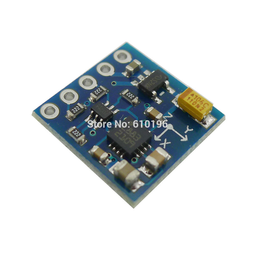 Electronic HMC5883L Module Triple Axis Compass Sensor Three-axis Magnetic Field GY-271 Component