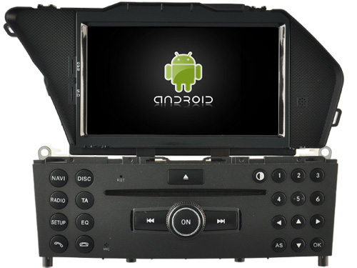 Android 7 1 1 2GB ram font b car b font dvd Audio player FOR MERCEDES