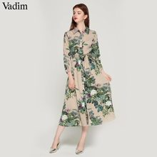 95f8cd66e9824 Popular Vadim Floral Dress-Buy Cheap Vadim Floral Dress lots from ...