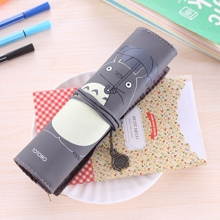 Aliexpress com : Buy 1pc/lot Totoro Pen Bag Kawaii Pencil Package Cartoon  Pen Case School kids Stationery from Reliable Stationery Holder suppliers  on