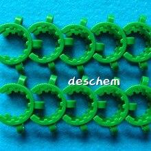 24/40, пластиковый зажим для лаборатории Keck, 24# lab palstic clips