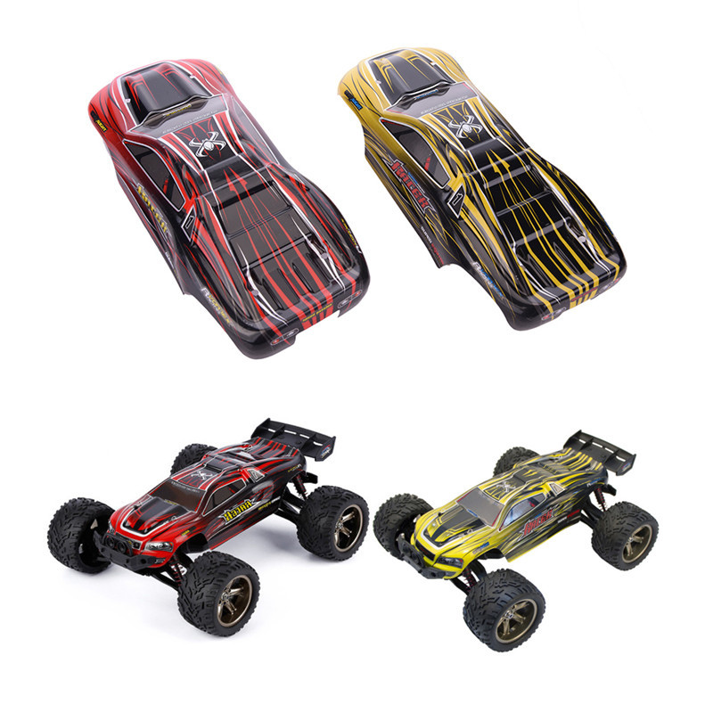 High Quality 100% Original Sh16-SJ01 Car Cell RC Car Spare Parts Body Shell Car Accessories For S912 / 9116 Remote Control Car 82910 ricambi x hsp 1 16 282072 alum body post hold himoto 1 16 scale models upgrade parts rc remote control car accessories