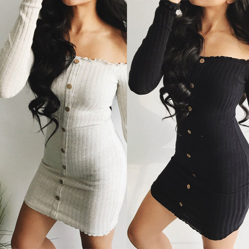 Bodycon Mini Dress 2
