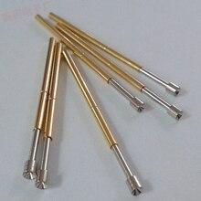 P100-A4 зонд P100 тестовая игла 100MIL терапевтический иглы 2 мм портом «мама» с полукруглой головкой пружинный пробник