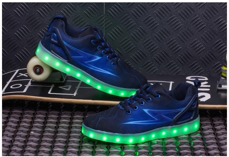 Led Sneakers Lightning 14