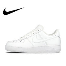 reputable site a73ae 5add4 Chaussures de skateboard respirantes Nike AIR FORCE 1 AF1 pour hommes  baskets basses sport baskets plates