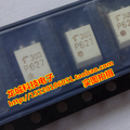 O envio gratuito de 20 pçs/lote TLP627-1 TLP627 P627 optoacoplador SOP-4 Chip Original Autêntico