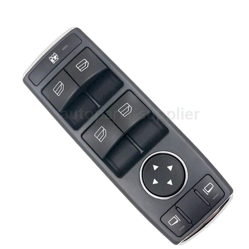 Livraison Gratuite! Nouveau Commutateur De Vitre Électrique Pour Mercedes ML350 ML500 ML63 G500 G550 G55 1669054400 2049055302 - 4