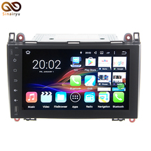 9 inch Android 7.1 Car DVD player Radio GPS For Mercedes Benz Sprinter W169 W245 W906 Viano W639 2GB RAM Multimedia Navigation