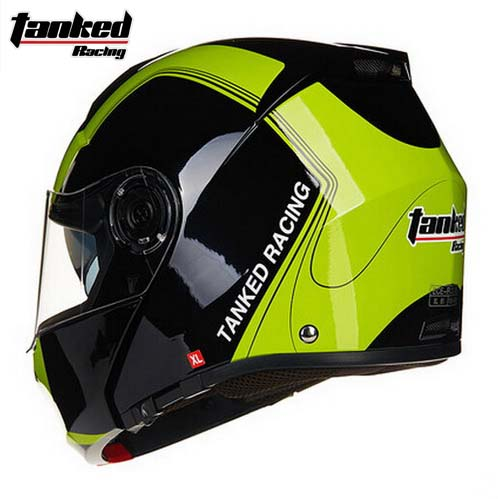 2016 Winter warm Tanked Racing Flip up motorcycle helmet T270 undrape face Motorbike helmets motocross MOTO helmets of ABS PC 2017 new yohe full face motorcycle helmet yh 970 double lens motorbike helmets made of abs and pc lens with speed color 4 size
