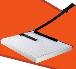 DELI 8011 manuelle papierschneidemaschine B3 schneiden papiermaschine