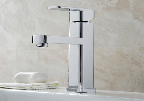 ФОТО NEW Chrome Polished Brass Bathroom Centerest Sink Faucet Single Handle Mixer Tap