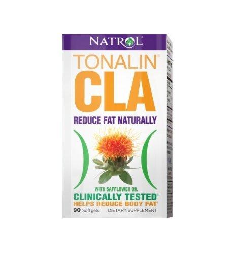 Natrol Tonalin CLA 1200 mg Cápsulas, de 90-count