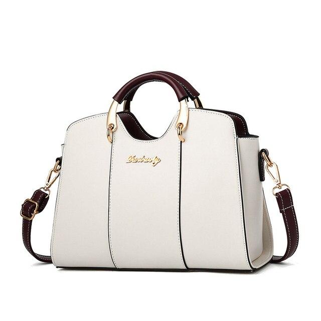 Luxe Handtassen Vrouwen Tassen Designer Schoudertas Crossbody Mode Vrouwelijke Tassen Dames Handtas Lederen Waterdichte Messenger Bag